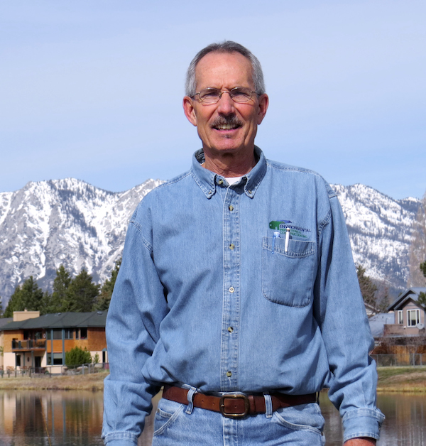Jim Gorman, certified radon tester and mitigation contractor