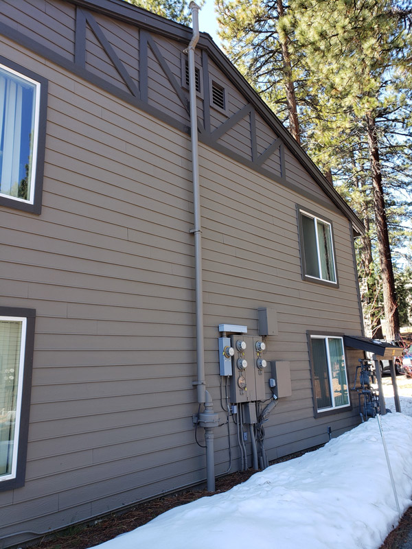 radon mitigation completed at sierra garden apartments in south lake tahoe california